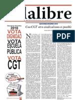 Aulalibre Nov10 2010 Elecciones Sindicales