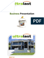 Business Presentation- DISTRIBUTION