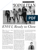 Kuopiopolitan - Issue II - Leaflet ENVI I