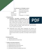 RPP KDK Bab 1 Profesi Keperawatan