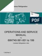 Chiller Manual T-340