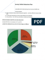 Rep. Schakowsky Deficit Reduction Plan