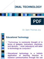 1.1 Educational Technology