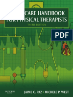 Acute Care Handbook for Physical Therapists 3rd Edition