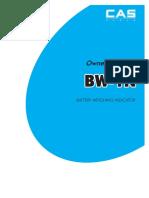 Battery Weighing Indicator BW-1N