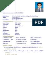 resume shaiq.doc
