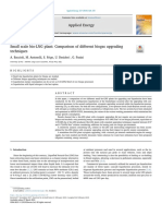 Small Scale Bio-LNG Plant -Comparison of Different Biogas Upgradingtechniques
