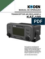 KAT-100 Installation and User Guide (Português) v1