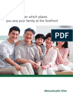 Manulife Brochure