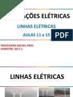 Aulas 11 a 15_Linhas Elétricas