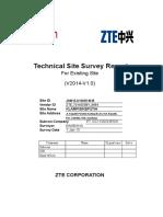 ZTE 7214 TSSR for Existing Site V1.3 20150115