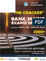 Paid Quantitative Aptitude Crackers 2019