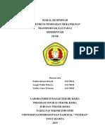 Seminar Praktikum Pemisahan Mekanik 2019