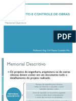 01. Memorial Descritivo