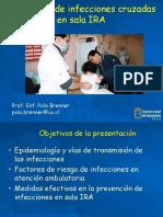502. P. Brenner (Claudia Coria) - Prevención y control de infecciones Cruzadas en las IRA.pdf