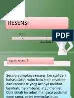 RESENSI ppt