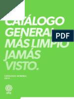 IPC CATALOGO 2019