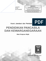 01 Kunci Pr Ppkn 10a Edisi 2019