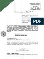 Proyecto de Ley 636 Para Reanudar Actividades de La Oroya