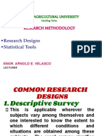 Research Design Stat Tool2018