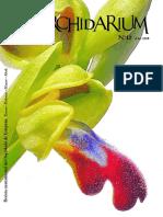 revista de orquideas