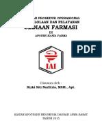 A-000 Standar Prosedur Operasional (Cover)
