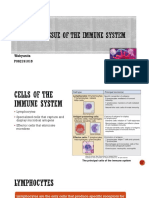 Cells and Tissue of the Immune System