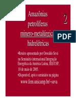 Amazônias petrolíferas