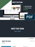 Meet the Team Showeet(Widescreen)