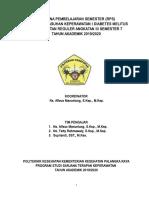 RPS Askep I DM_Reg Angkatan 3.doc