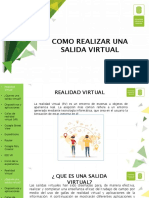 Tutorial Salida Virtual