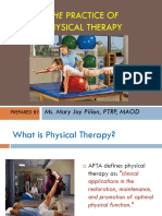the-practice-of-physical-therapy-2013.ppsx