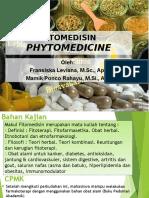 fitomedisin 2018-2019 pendahuluan,KOTRANAS, REGULASI OT_2.ppt