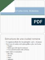Arquitectura civil romana