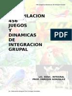 500 Dinamicas De Integracion Grupal Ritmo Conocimiento