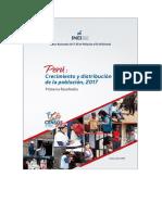 1.- Tasa de Crecimiento Poblacional-2017