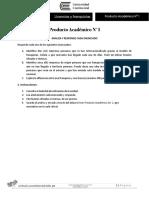 Producto Académico N1 [Entregable]