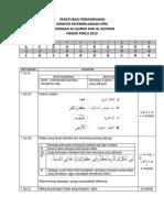 Peraturan Permarkahan Pqs 2019-Perlis