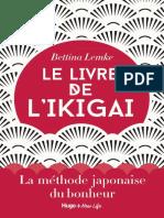 Bettina Lemke Le Livre de LIkigai