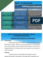 Short Case Study About Discipline- PPT