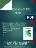 REGIONES DEL PERU