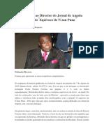 Carta Aberta ao Director do Jornal de Angola Sobre o suposto ́ ́Equívoco de N ́zau Puna ́ ́.docx