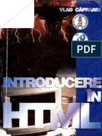 Caprariu Vlad-Introducere in HTML