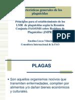 Insecticidas inorganicos y organicos