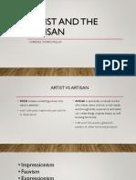 artist and artisan.pptx