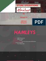 RSO Hamleys