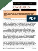 plowshares october 2019