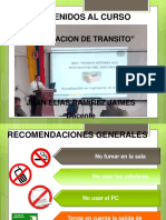 proceso administrativo y legislacion de transito