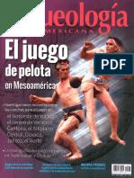 Arqueologia Mexicana El Juego de Pelota