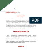 Modelo Formativo